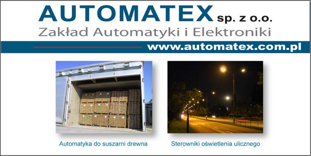 AUTOMATEX Systemy elektronicznego sterowania